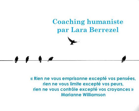 Coaching humaniste par Lara Berreze